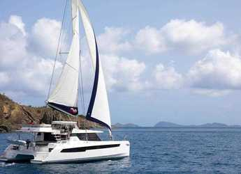 Rent a catamaran in Wickhams Cay II Marina - Moorings 5000 (Exclusive)