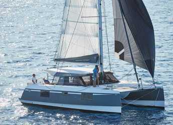 Chartern Sie katamaran in Port Ginesta - Nautitech 40 Open