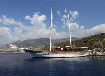 Louer goélette à Ece Marina - Gulet Albatros D