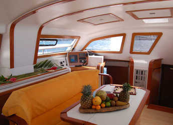 Rent a catamaran in Marina Uturoa - Catana 41 Ocean Class