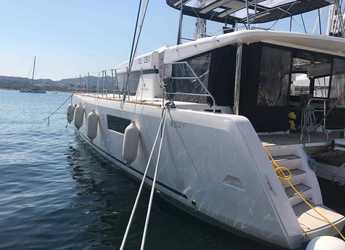 Louer catamaran à Cala dei Sardi - Lagoon 52F (5 cab)