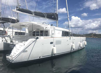Rent a catamaran in Marina Le Marin - Lagoon 450F