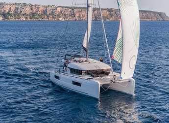 Rent a catamaran in ACI Marina Slano - Lagoon 40 (2019)