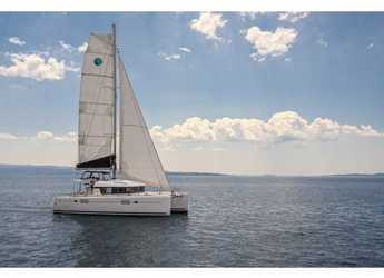 Rent a catamaran in ACI Marina Slano - Lagoon 39 (2017)