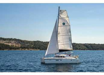Rent a catamaran in ACI Marina Slano - Lagoon 380 (2017)