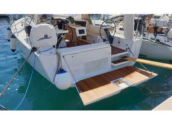 Rent a sailboat in Marina Frapa - Dufour 430 Grand Large