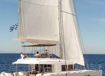 Rent a catamaran in Eden Island Marina - LAGOON 560 S2