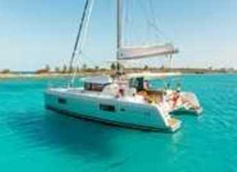 Rent a catamaran in Mykonos - Lagoon 42