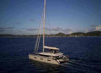 Rent a catamaran in Split (ACI Marina) - Lagoon 620