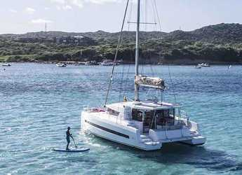 Alquilar catamarán en Preveza Marina - Bali 4.1