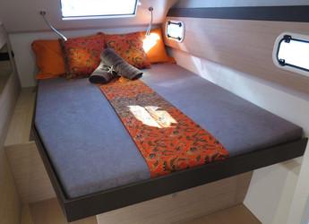 Rent a catamaran Bali 4.3 in Marina Le Marin, Le Marin