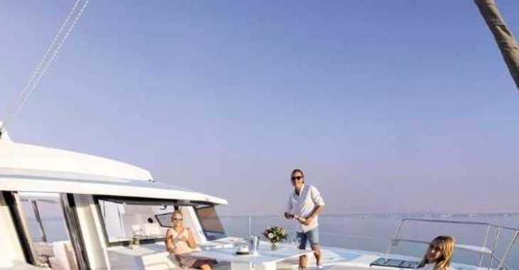 Rent a catamaran in Marina Skiathos  - Bali 5.4