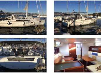 Rent a sailboat in Le port de la Trinité-sur-Mer - Oceanis 41