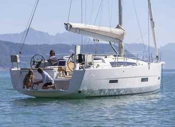 Rent a sailboat in Preveza Marina - Dufour 430