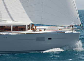 Rent a catamaran in Marina Le Marin - Lagoon 450