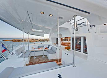 Rent a catamaran Lagoon 450 in Marina Le Marin, Le Marin