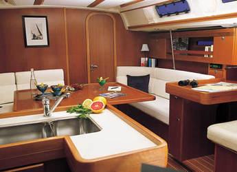 Rent a sailboat Dufour 44 in Marina Le Marin, Le Marin