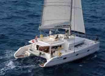 Rent a catamaran in Yacht Haven Marina - Dream 60