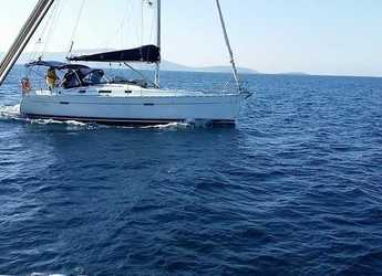 Rent a sailboat in Marina Skiathos  - Oceanis 343