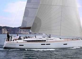 Rent a sailboat in Preveza Marina - Sun Odyssey 469