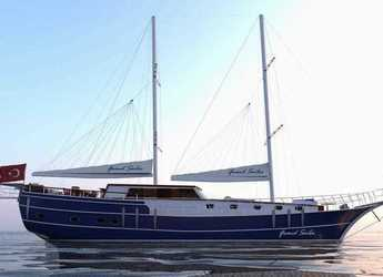 Rent a schooner in Netsel Marina - Gulet Grand Sailor