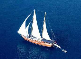 Rent a schooner in Netsel Marina - Gulet Diva Deniz