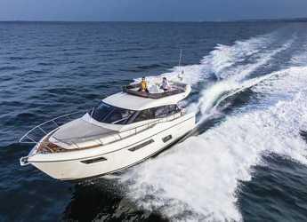 Alquilar yate en Marina Frapa - Ferretti Yachts 450