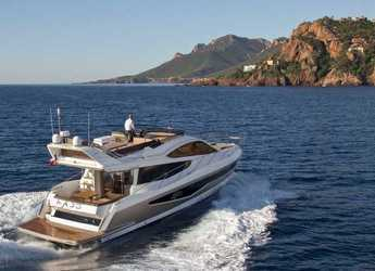 Rent a yacht in Marina Frapa - Galeon 550 Fly