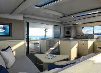 Rent a catamaran in Marina Zeas - New 47 Quintet