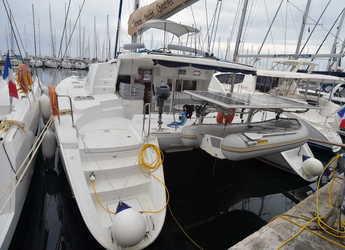 Rent a catamaran in Marina Zeas - Lagoon 440