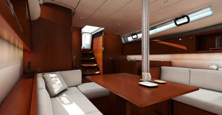 Rent a sailboat in Palm Cay Marina - Oceanis 41.1