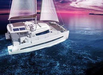 Rent a catamaran in Scrub Island - Bali 4.0