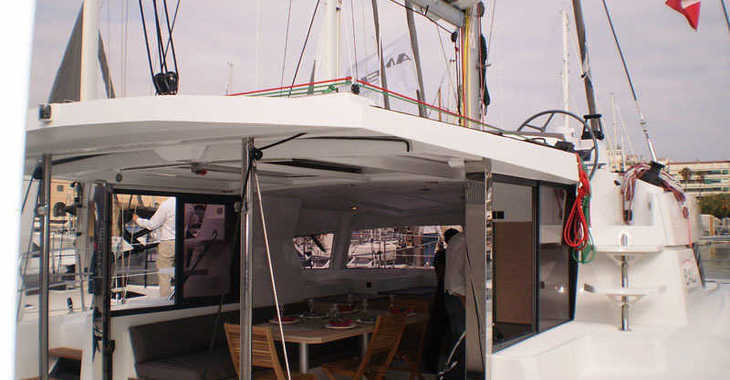 Rent a catamaran in Marina Le Marin - Bali 4.0