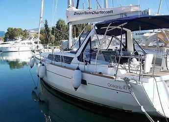Rent a sailboat in Preveza Marina - Oceanis 41