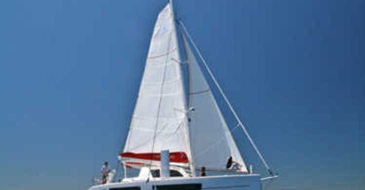 Rent a catamaran in Marina Le Marin - Catana 42 Carbon Infusion