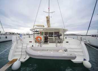 Rent a catamaran in Kos Port - Lagoon 400