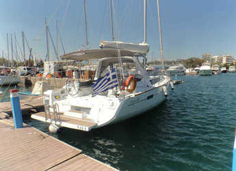 Rent a sailboat in Paroikia - Oceanis 45