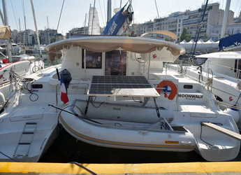 Rent a catamaran in Marina Zeas - Lipari 41