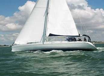 Rent a sailboat in Marina Zeas - Harmony 52
