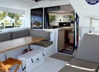Rent a catamaran in Fort Burt Marina - Lucia 40