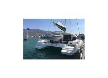 Rent a catamaran in Fort Burt Marina - Lagoon 420