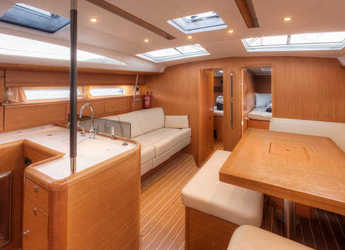 Rent a sailboat in Fort Burt Marina - Beneteau 54.5