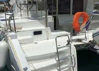 Rent a catamaran in Fort Burt Marina - Lagoon 400 S2