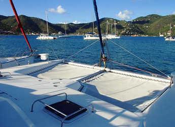 Rent a catamaran in Fort Burt Marina - Leopard 4700
