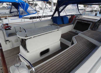 Rent a sailboat in Fort Burt Marina - Jeanneau 53