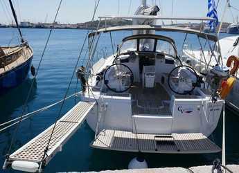 Chartern Sie segelboot in Port Lavrion - Sun Odyssey 449