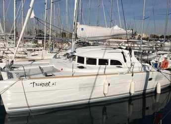 Alquilar catamarán en Port Lavrion - Lagoon 380