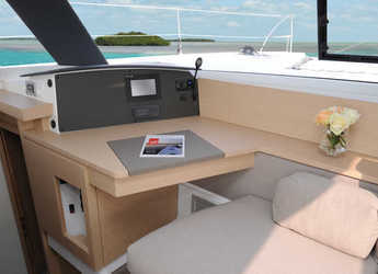 Rent a catamaran in Port of Lefkada - Helia 44 Evolution