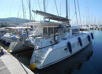 Chartern Sie katamaran in Marina di Nettuno - Lagoon 421