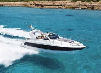 Rent a yacht in Port Mahon - Fairline Targa 38